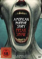 AMERICAN HORROR STORY - STAFFEL 4 - FREAK SHOW - DVD SET