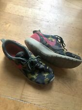 Nike Roshe Run Camo Trainers UK 5