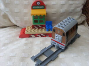 Lego Duplo Thomas - Toby At Wellsworth Set 5555 - Complete