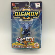 Digimon Digital Monsters Action Feature WereGarurumon Bandai #3936 New