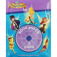 Disney Fairies TinkerBell Pirate Fairy Book et cd
