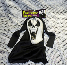 FEARSOME FACES Fun World Halloween Scream Mask Vampire Version  Ghost Face
