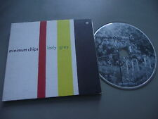 MINIMUM CHIPS : lady Gris Digipak Importation CD (STEREOLAB) Moteer 006 / Baked