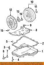 Acura HONDA OEM 95-98 TL Manual Standard Transaxle-Flywheel Bolt 90023PA9000