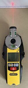 Stanley 77-260 IntelliLaser Pro Adjustable Laser Line Level Stud Finder Tested