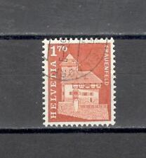 SVIZZERA CH 765 - 1966 CASTELLI - MAZZETTA  DI 10 - VEDI FOTO