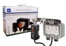 Weatherproof Circuit Breaker Home Electrical Fittings
