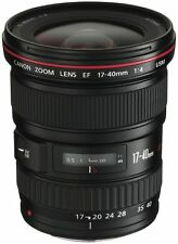 Canon EF 17-40mm F4 L USM Lens