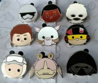 Star Wars Tsum Tsum Mystery Pack Set Series 2 Two Choose a Disney Trading Pin