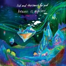 """Lsd & the Search for God - Heaven Is a Place [New 12"""" Vinyl] Extended Play"""