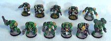 Warhammer 40K - Rogue Trader  Terminators x 11 inc Chaplain + Librarian +