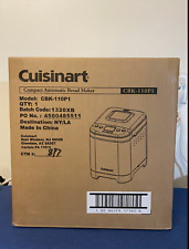 BRAND NEW Cuisinart CBK-110 2-Pound Compact Automatic Bread Maker ✅ SHIP IN 24H✅