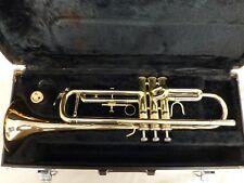 Jupiter YTR 606MR Bb Trumpet, 3C Mouthpiece, Yamaha hard case, NICE Student Horn