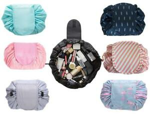 MULTIPack Portable Drawstring Bag Storage Magic Travel Pouch Cosmetic Makeup Bag