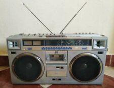 Black Friday offer JVC RC-M70W Vintage BoomBox GhettoBlaster Cassette WORKING!!!