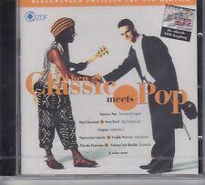 WHEN CLASSIC MEETS POP  / VANESSA MAE / NIGEL KENNEDY .... / NEW  CD