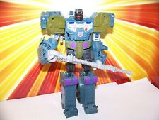 Transformers Combiner Wars Onslaught Bruticus Voyager Class Hasbro SHIPS FAST