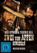 DVD Zwei vom Affen gebissen - Westernversion  - Terence Hill, Bud Spencer - NEU