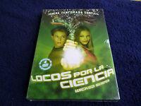 LOCOS POR LA CIENCIA / PRIMERA TEMPORADA - Wicked Science / 1 Season -Precintada