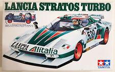 Lancia Stratos Turbo - Tamiya 1/24 - Kit n° SS2403