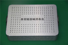 sterilizing box case for sinus endoscope holder surgical instrument