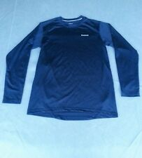 Reebok Play Dry Long Sleeve Pullover Size L