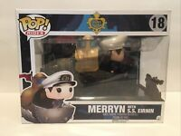 SONG OF THE DEEP MERYN SS EIRNIN POP RIDES FUNKO TOY FIGURE FROM VIDEO GAME NEW