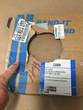 """BAND-IT C30599 Galvanized Carbon Steel Band 5/8"""" Wide X 0.030"""" Thick 100 Feet"""