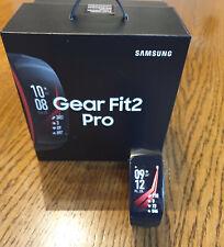 Gear Fit2 Pro  SAMSUNG  - Trackinguhr - Smartwatch -  wie NEU
