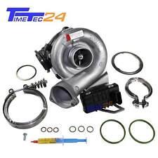 Turbolader BMW X5 X6 E70 E71 3.0d dx 211PS-235PS 765985-5010S + Montagesatz