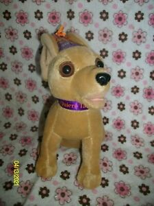 """Y2K Taco Bell Chihuahua Dog 2000 says """"Happy New Year Amigos""""-works"""