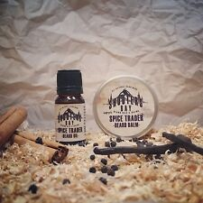 Shooters Bay Spice Trader 10ml beard oil and 45gm balm
