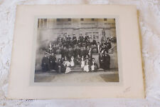 Early 20thC UCNW Bangor University Graduation Photograph by John Wickens