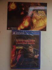 Necrosphere Deluxe PS Vita Only 1400 Copies Worldwide