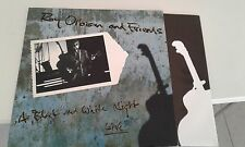 ROY ORBISON AND FRIENDS  RARE   ISRAELI  LP  SPRINGSTEEN k.d lang BONNIE