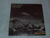 Self Titles By Elephant's Memory (Vinyl 1972 Apple) Original Record Album