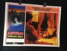"1988 AMSTERDAMNED Huub Stapel Dick Maas Original Mexican Lobby Card16""x12"""