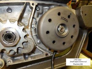 Powerdynamo MZ-B VAPE Ignition Stator Sys for Ossa Phantom MX M12x1.5 LH35oz DC