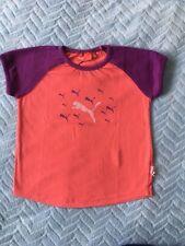 Puma - T-Shirt - Gr. 116 - ca. 5 - 6 Jahre -   Aufdruck Puma