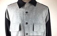Vintage 1950'-60's Swankys Wool Pendleton Style Board Shirt Medium-5X