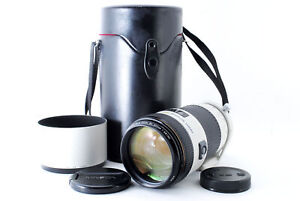 [Very Good] Minolta AF APO 80-200mm F2.8 High Speed Lens Sony Hood From Japan 77