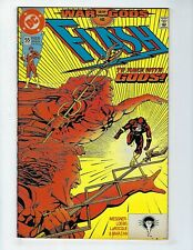 FLASH # 55 (Oct 1991), VF/NM