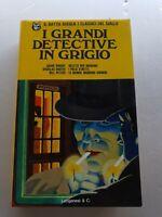 Libro I grandi detective in grigio - A. Knight D. Enefer B. Peters