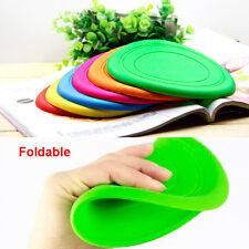 Dog Flying Disc Soft Frisbee