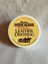 Montana Pitch Blend Water Repellant and Leather Dressing
