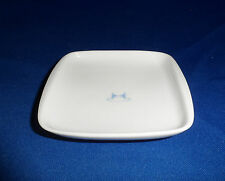 "Miniature Trinket Dish Plate Hilton Orly 1965 - Rosenthal Germany 3 1/4"" 3 1/2"""