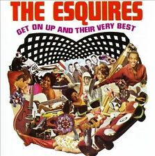 Get on Up and Their Very Best * by The Esquires (Soul) (CD, Dec-2013, VarŠse...