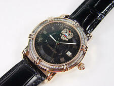 "Automatic watch ""President of Russia"" Authentic Poljot. Rose gold coating. Black"