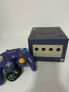 Nintendo GameCube Console With Controller - TESTED DOL-001