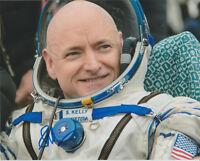 SCOTT KELLY Nasa Astronaut SIGNED 8x10 Photo ENDURANCE PROOF
